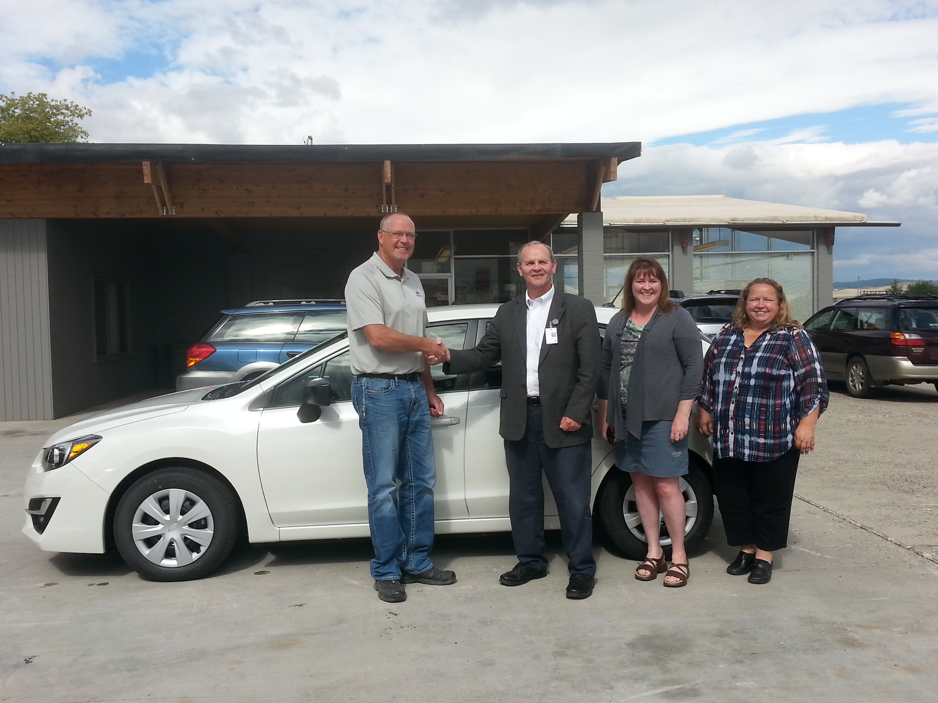 Family outreach now part of subaru 39 s share the love for Placer motors used cars